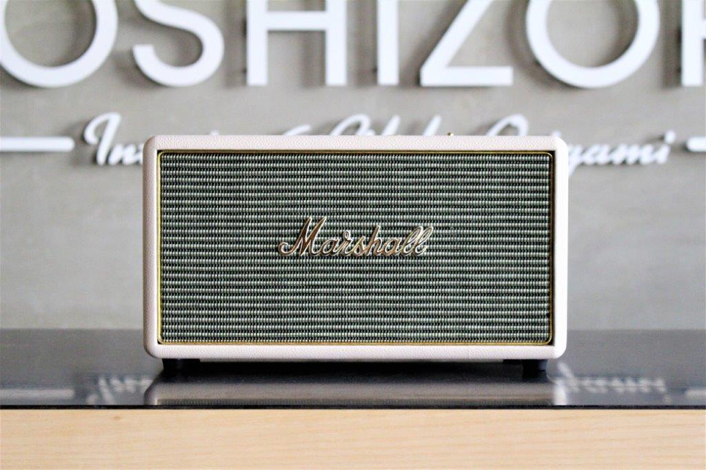 Marshall Bluetooth Speaker 入荷